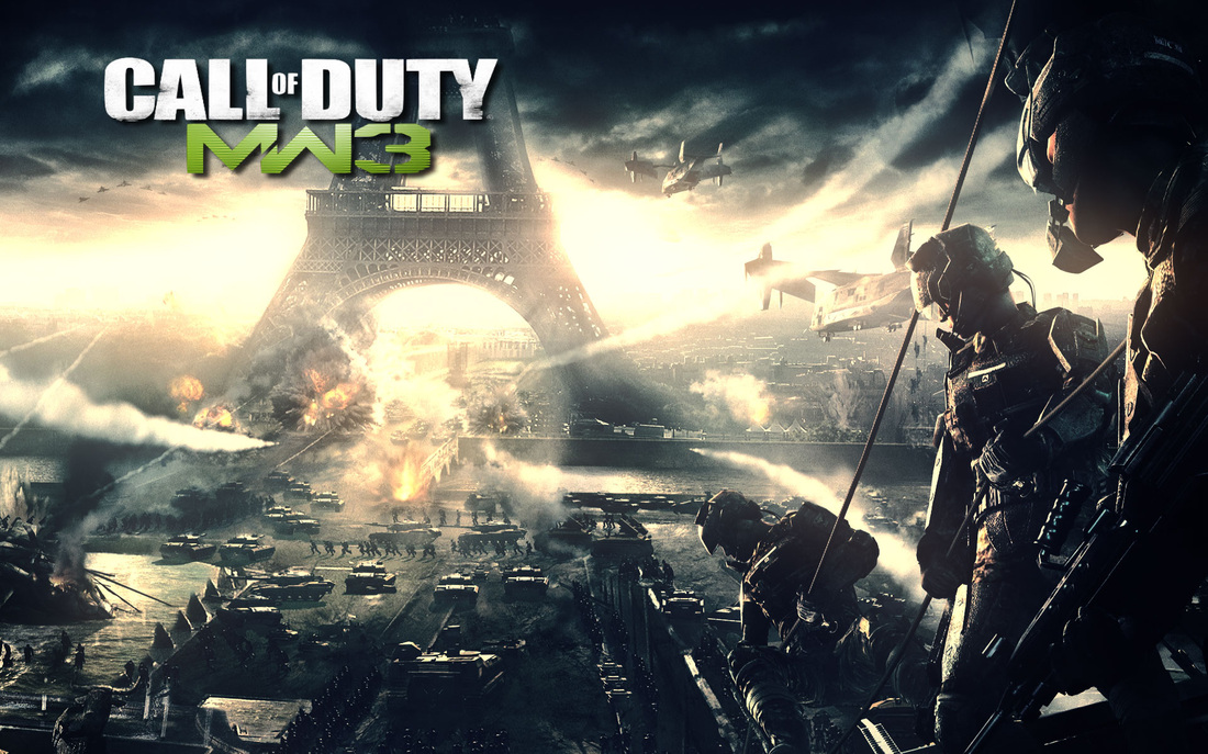 Modern Warfare 3 - Download call of duty